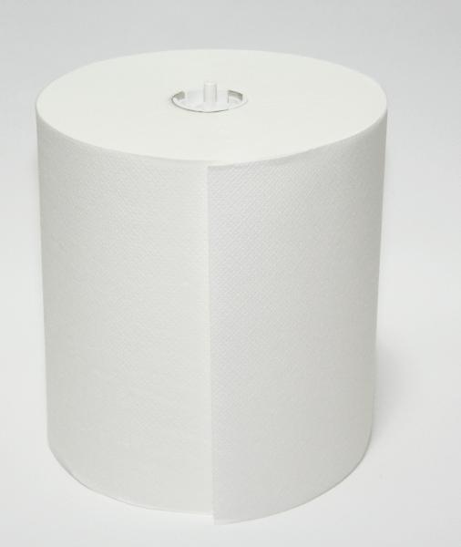 Fripa System-Handtuchrolle 2-lagig 100% Zellstoff hochweiß