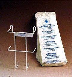 Hygienebeutel Papier weiß