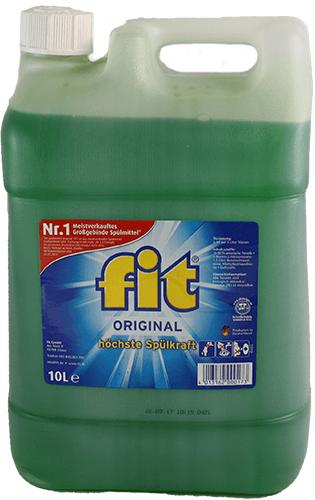Fit Spülmittel 10 Liter Kanister