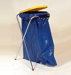 Müllsackständer Müllbeutelständer mit Deckel verschiedene Farben ohne Müllsack