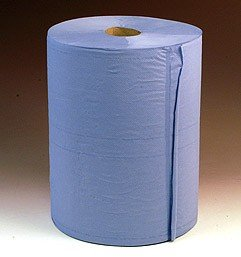 Putzpapier Großrolle 1000 Abrisse 38 x 38 cm 2 lagig