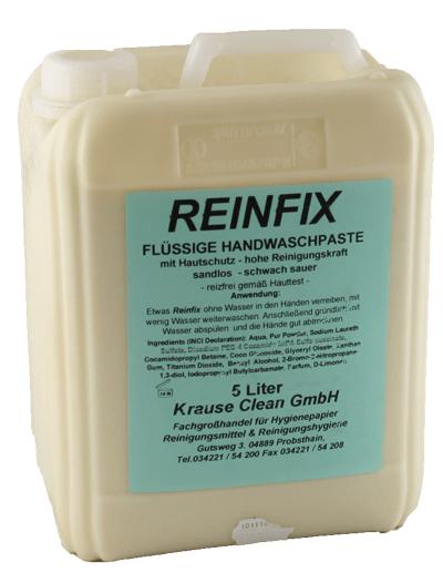 Azett-Reinfix-5-Liter-Kanister-Handreiniger-Handreinigungscreme-Handwaschpaste-fließfähig