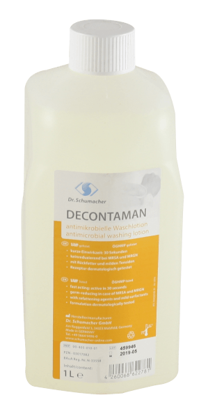 Desomed Decontaman Händedekontamination 1 Liter DT-405-010