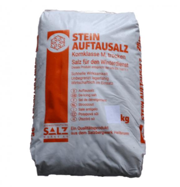 Streugut - Tausalz 25 kg Sack