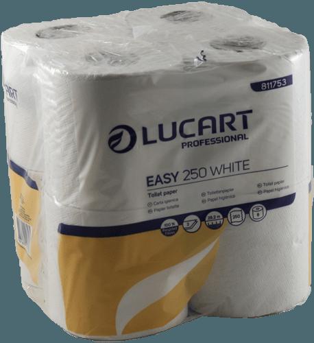 Lucart Toilettenpapier 2 lagig
