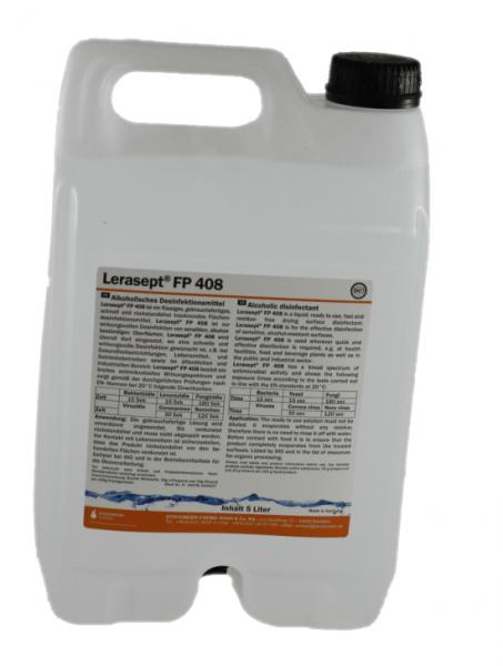 Lerasept FP 408 5 Liter Kanister alkoholische Schnelldesinfektionsmittel