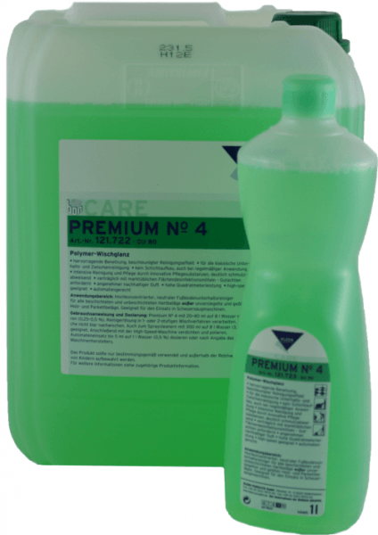 Kleen Purgatis Premium No. 4 Universal Wischpflege 1 Liter