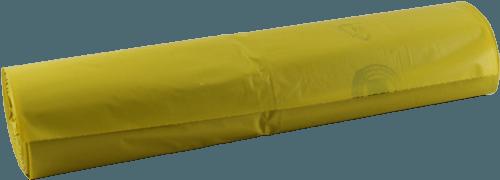 Deiss Müllbeutel 120 Liter Typ 60 gelb Abfallsack 700 x 1100 mm