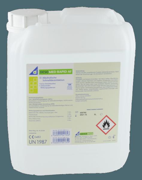 Desomed Rapid AF Sprühdesinfektion 5 Liter Kanister