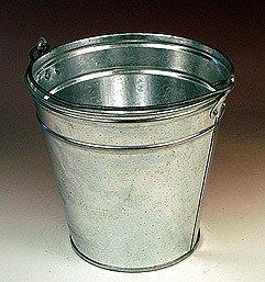 Eimer verzinkt 10 Liter