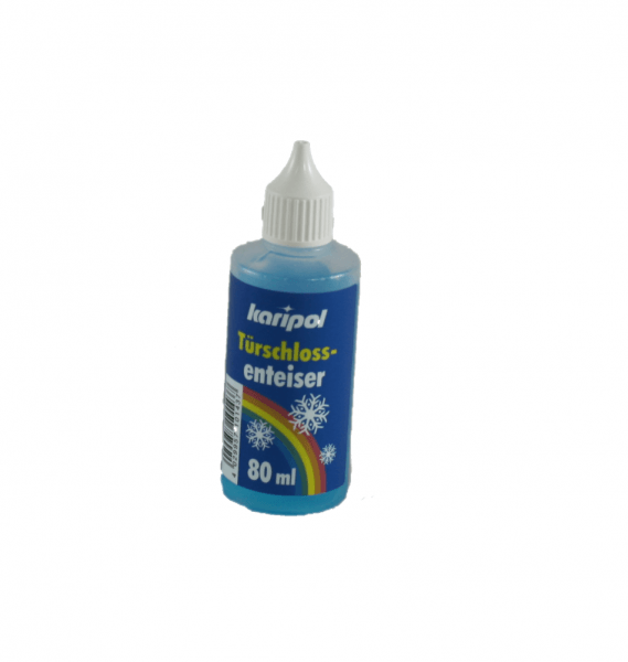 Karipol Türschlossenteiser 80 ml Flasche