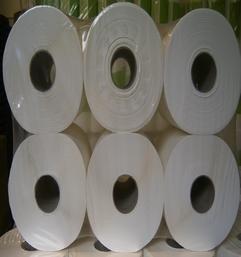 Euterpapier 6 Rollen mit 800 Blatt Premium - Qualität