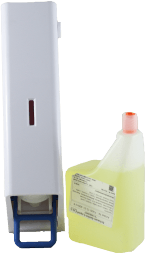 """Schaum-Seifen-Liquid """"Standard"""" 400 ml Flasche Wechselflasche"""