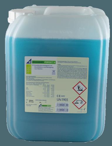 Desomed Biguamed Perfekt N 10 Liter Kanister Flächendesinfektion