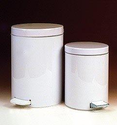 Treteimer weiß 12 Liter