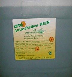 Cito Autoscheiben-Rein 30 Liter