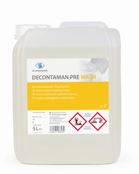 dr. Schumacher Decontaman Pre Wash 5 Liter Kanister