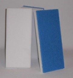 Power Clean Schmutzentferner Melamin Hand Pad