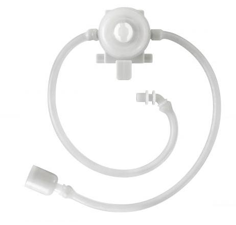 Temdex Membranpumpe Ersatzpumpe für touchless Spender Kunststoff 500 ml