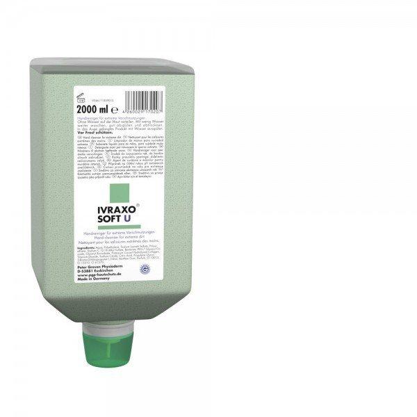 Ivraxo Soft U 2 Liter Varioflasche Handreiniger