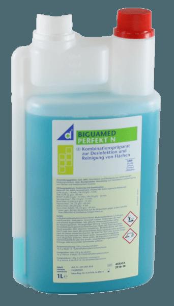 Desomed Biguamed Perfekt N Flächendesinfektion 1 Liter Dosierflasche