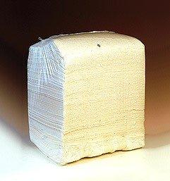 Maschinenputztuch Vliestuch dunkelbunt 10 kg Paket