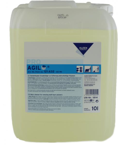 Kleen Purgatis Agil Super Stripper Grundreiniger 10 Liter