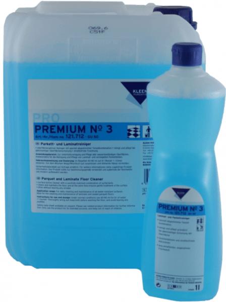 Kleen-Purgatis-Premium Nr.3-10 Liter-Kanister-Parkettreiniger--Laminatreiniger-Mehrzweckreiniger-Frischeduft- 121713