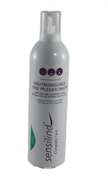 Sensilind Hautreinigungs und Pflegeschaum 500 ml Spraydose # DT-604-005