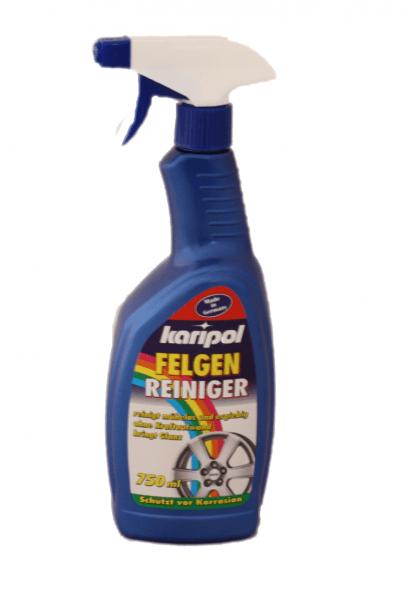 Karipol Felgen Reiniger 750 ml Sprühpumpflasche