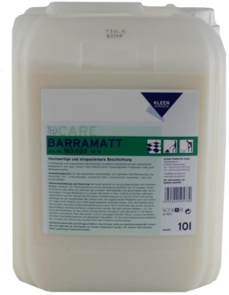 Kleen Purgatis Barramatt Matt hochwertige Beschichtung 10 Liter