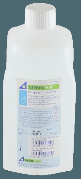 Desomed Aseptopur Händedesinfektion Hautdesinfektion 1 Liter # DT-401-010
