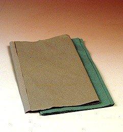 Papierhandtuch grün 25 x 23 cm 5000 Blatt