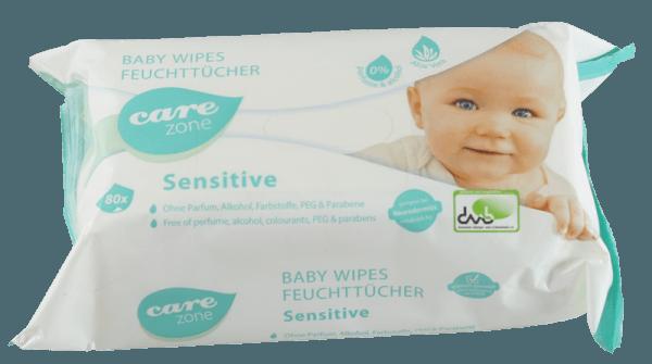Desomed Baby Wipes Feuchttücher sensetiv