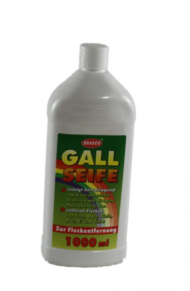 Braeco Gallseife 1 Liter Flasche