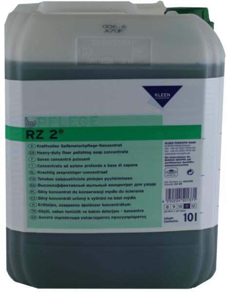 Kleen Purgatis RZ 2 Seifenwischglanz 10 Liter