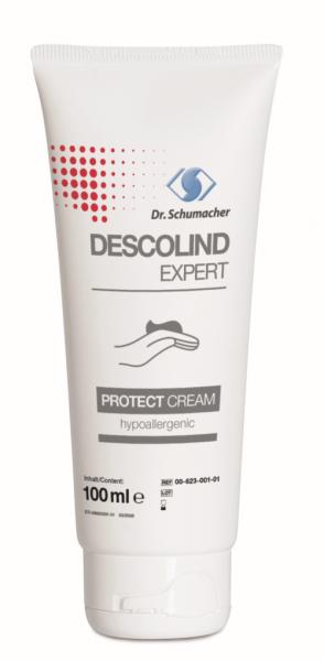 Descolind Protect Expert Cream 100ml Tube Hautschutzcreme parfümfrei