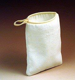 Microfaser Handschuh weiß 16 x 22 cm