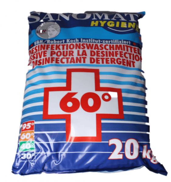Sanomat 20 kg Desinfektionswaschmittel