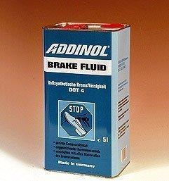 BRAKE FLUID DOT 4 Bremsflüssigkeit 5 l