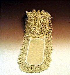 Feuchtwischmopp mit Taschen 80 cm
