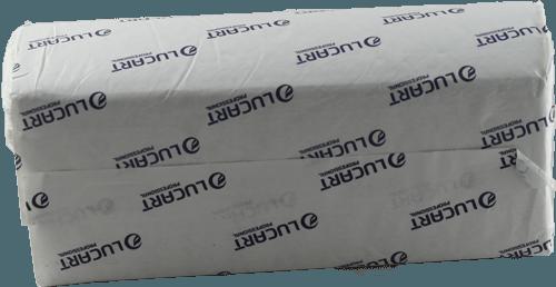 Papierhandtuch Strong Lucart V2 weiß 2 lagig 863051