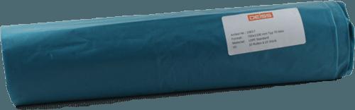 Deiss Müllbeutel 70 Liter Typ 60 blau 575 x 1000 mm
