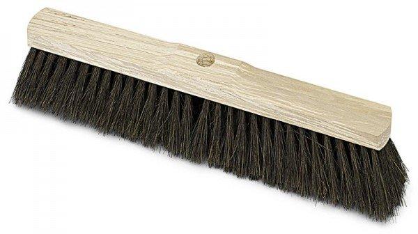 Arenga Besen 60 cm, Sattelholz mit Stielloch