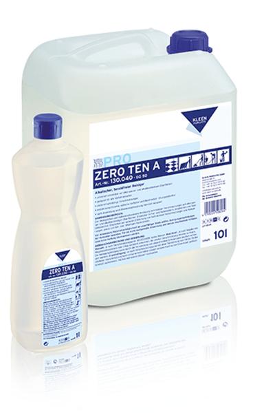 Zerto Ten A Grundreiniger Edelstahlflächen 1 Liter Flascheb