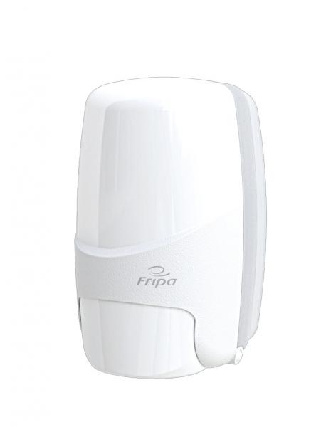 Fripa Seifenspender klein 500 ml Nachfüllbar Kunststoff weiß