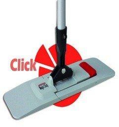 Mopphalter Magic Klick 40 cm mit Teleskop Aluminiumstiel
