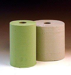 TORK Papier Vario Roll grün 2-lag.