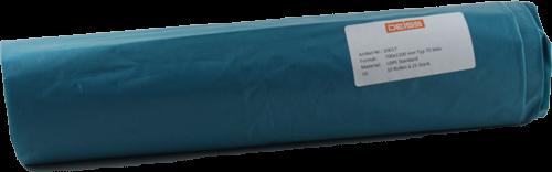 Müllbeutel blau 120 Liter ECOFINE