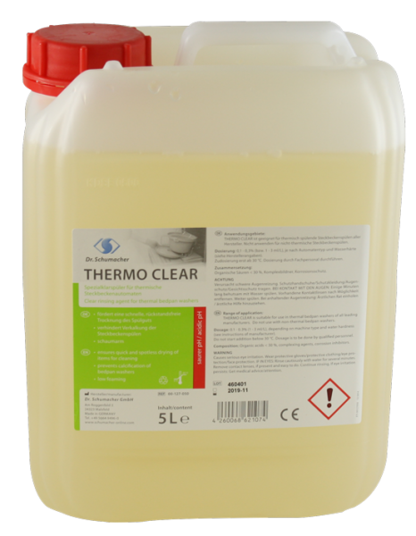 Thermo Clear Spezialklarspüler 5 Liter